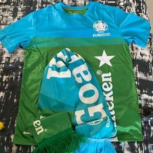 T shirt euro2020